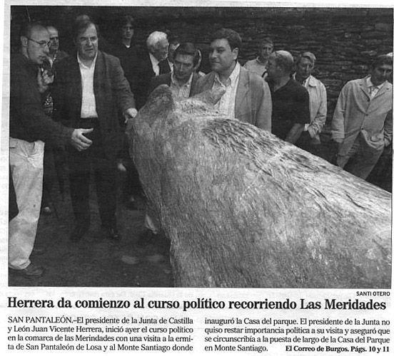 HERRERA EN LAS MERINDADES