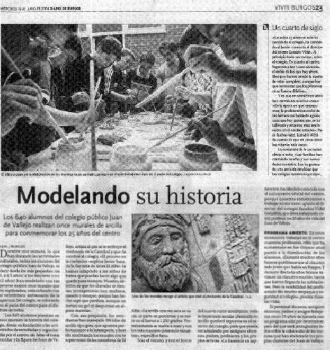 MODELANDO SU HISTORIA