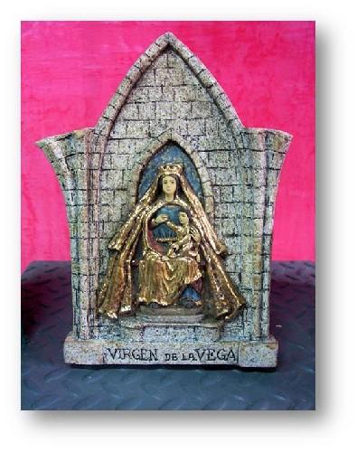 VIRGEN DE LA VEGA Virgen de la Vega. Serie de 50 unidades.