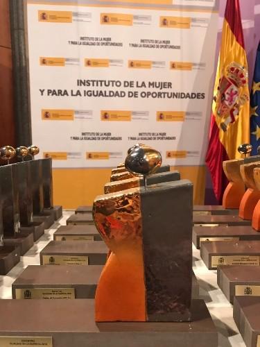 Esculturas para Min Sanidad España